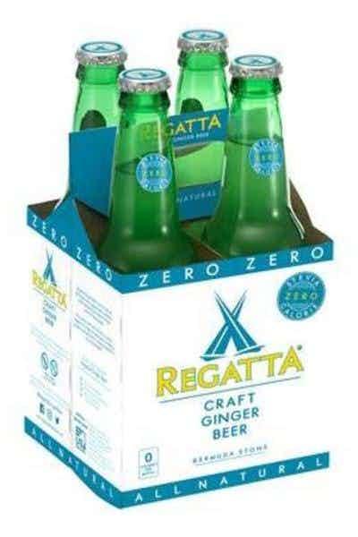 Regatta Zero Ginger Beer
