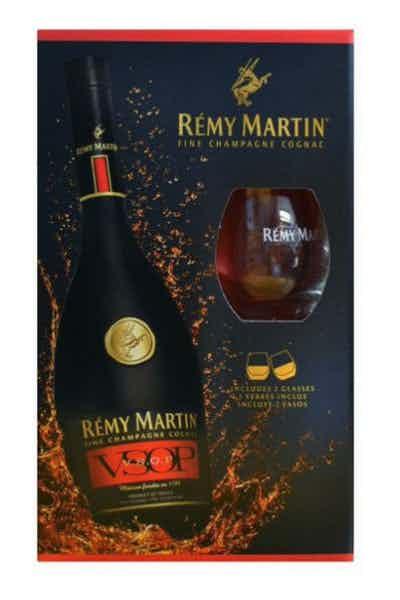 Rémy Martin VSOP with 2 Glasses