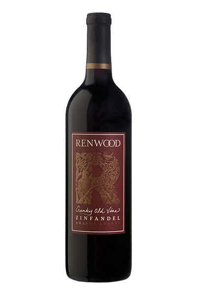 Renwood Cranky Old Vine Zinfandel