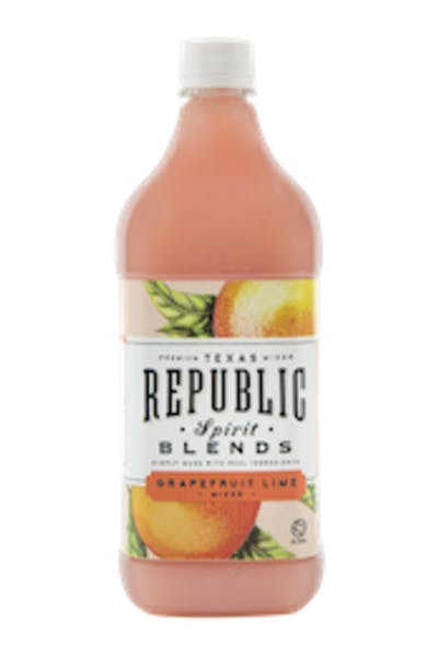 Republic Spirit Grapefruit Lime