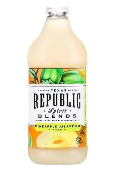 Republic Spirits Pineapple Jalapeno
