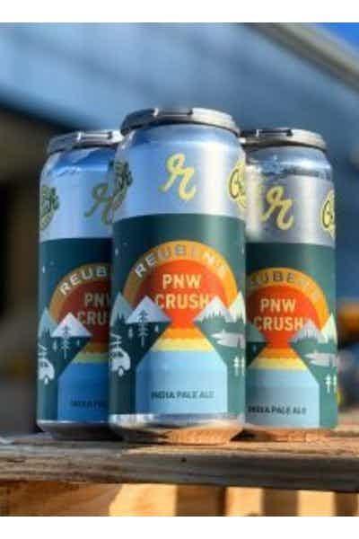 Reuben's Brews PNW Crush IPA