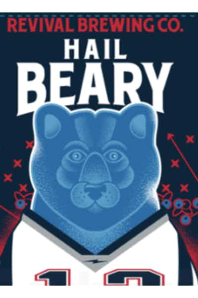 Revival Hail Beary Blueberry Sour Ale