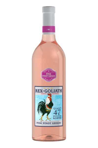 Rex Goliath Pink Pinot Grigio