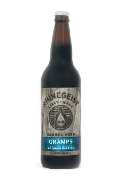 Rhinegeist Barrel Aged Gramps