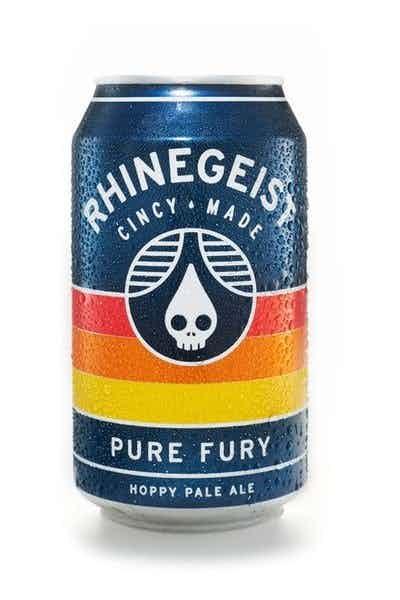 Rhinegeist Pure Fury Pale Ale