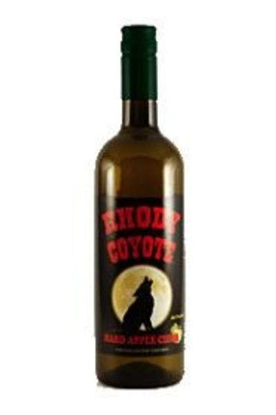 Rhody Coyote Hard Apple Cider