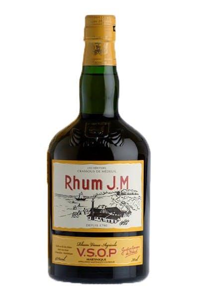 Rhum J. M. V.S.O.P. Rum