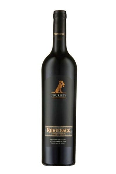 Ridgeback Journey Red Blend