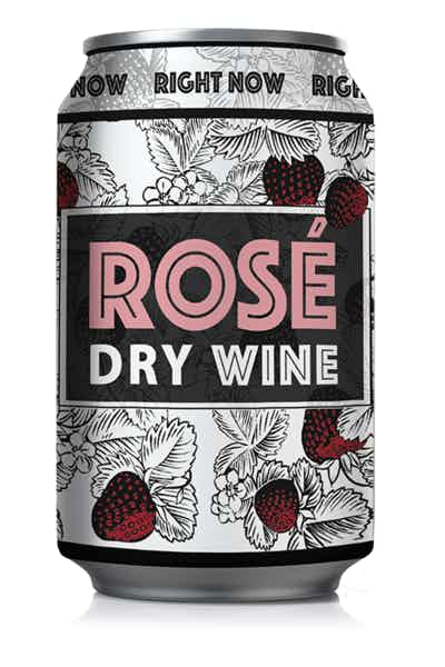 Right Now Dry Rosé