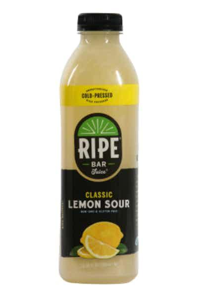 RIPE Lemon Sour Bar Juice