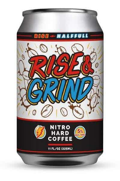 Rise & Grind Nitro Hard Coffee