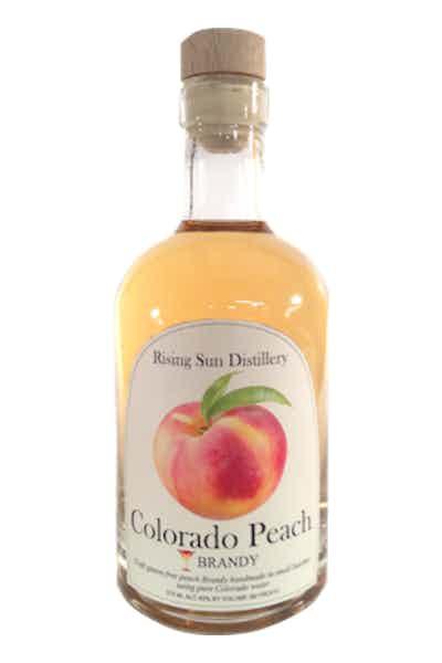 Rising Sun Colorado Peach Liqueur