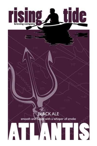 Rising Tide Atlantis Black Ale
