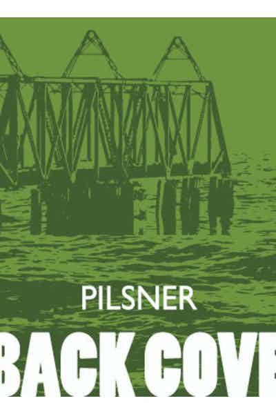 Rising Tide Back Cove Pilsner