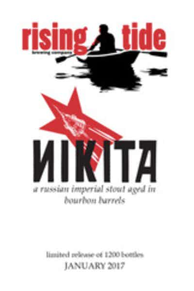 Rising Tide Nikita Bourbon Barrel Aged Russian Imperial Stout