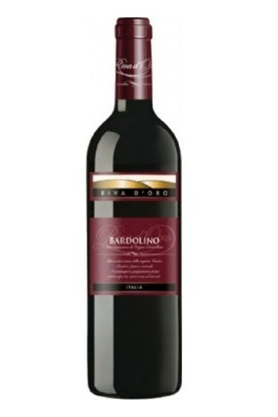 Riva D'Oro Bardolino Rosso
