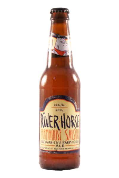 River Horse Farmhouse Saison