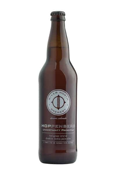 River North Brewery Hoppenberg Uncertainty Principle Double IPA
