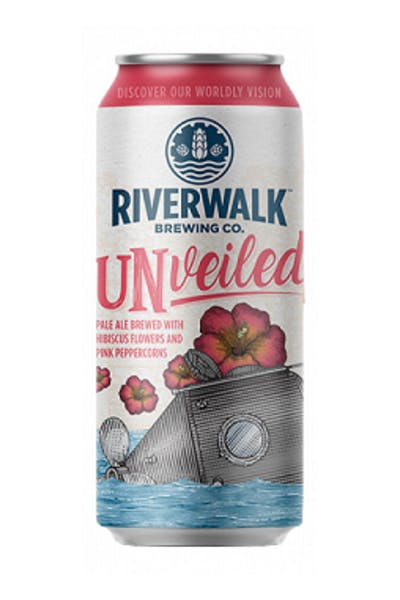 RiverWalk Unveiled Pale Ale