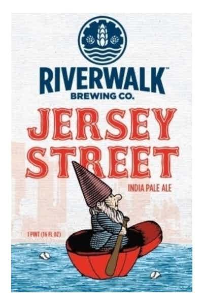 Riverwalk Jersey Street IPA