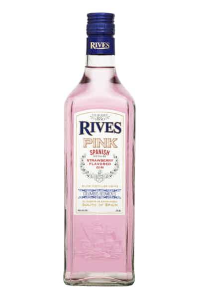 Rives Pink Spanish Gin