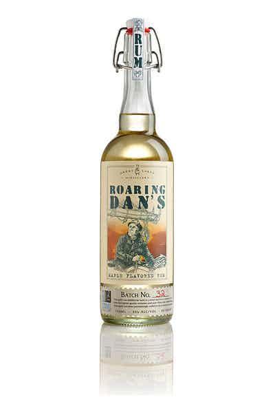 Roaring Dan's Maple Rum