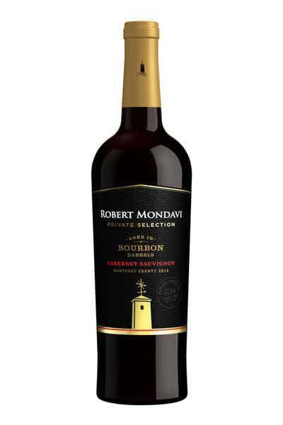 Robert Mondavi Bourbon Barrel Aged Cabernet Sauvignon Private Selection
