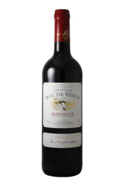 Roc Du Segur Bordeaux Red