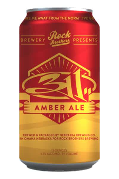Rock Brothers 311 Amber Ale