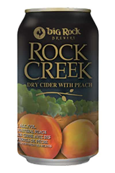 Rock Creek Peach Cider