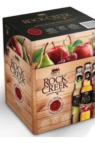 Rock Creek Cider Variety Pack