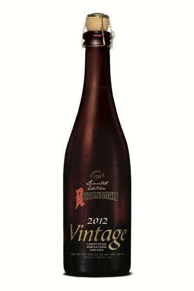 Rodenbach Vintage 2012 Oak Aged