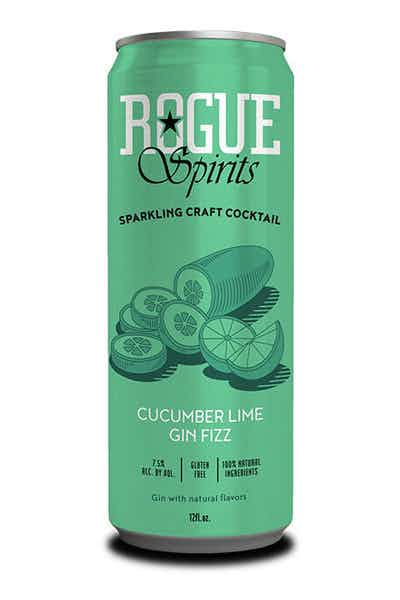 Rogue Spirits Cucumber Lime Gin Fizz Canned Cocktail