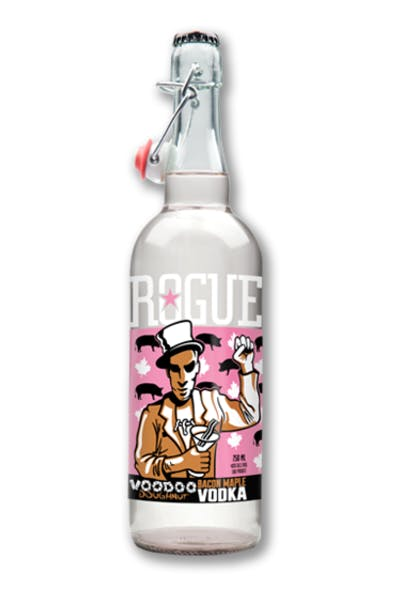 Rogue Voodoo Dougnut Maple Bacon Vodka