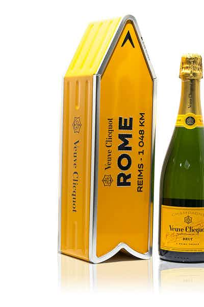 Rome Veuve Brut Yellow Label