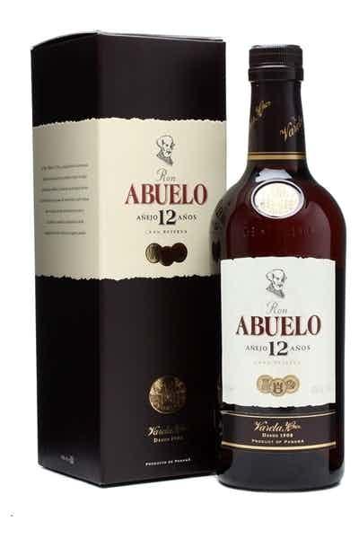 Ron Abuelo Rum Anejo 12 Anos