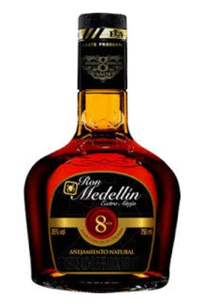 Ron Medellin Rum Extra Anejo 8 Year