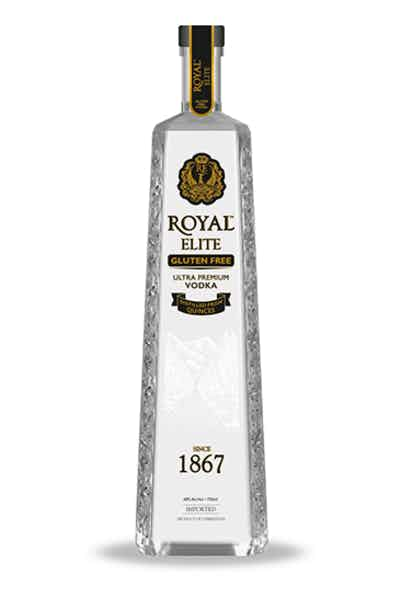 Royal Elite Gluten Free Ultra Premium Vodka