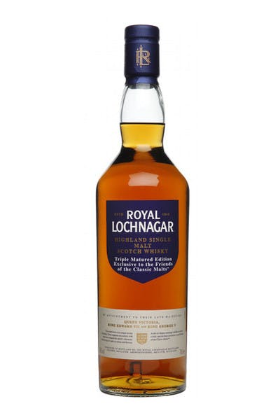 Royal Lochnagar Double Matured Scotch Whisky