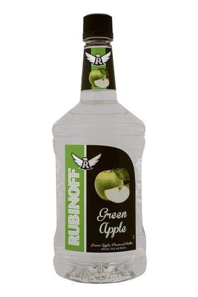 Rubinoff Vodka Green Apple