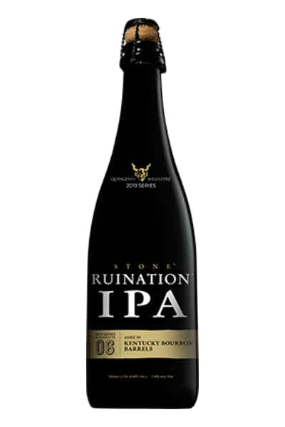 Ruination Bourbon Barrel Aged IPA