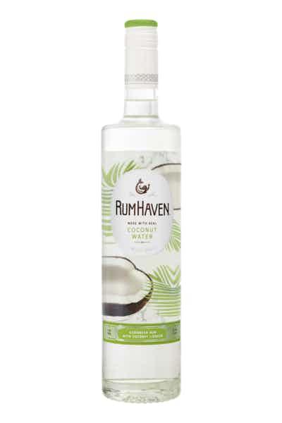 RumHaven Caribbean Rum with Coconut Liqueur