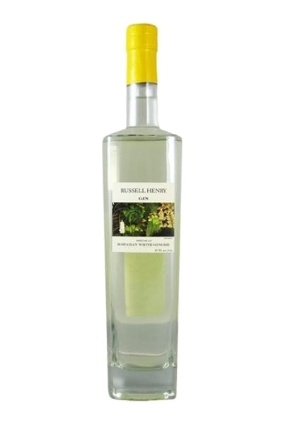 Russell Henry Hawaiian White Ginger Gin