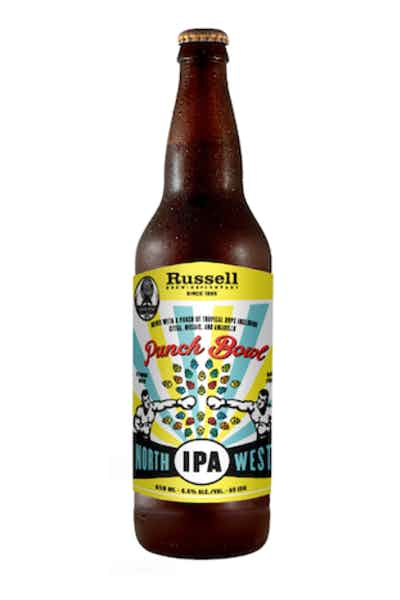 Russell Punch Bowl North West IPA