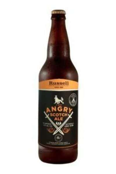 Russell Wee Angry Scotch Ale