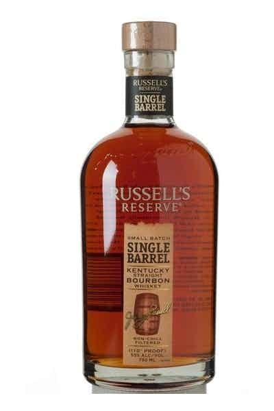 Russell's Reserve Haskells Single Barrel Bold