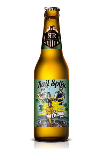 Rusty Rail Rail Spike IPA
