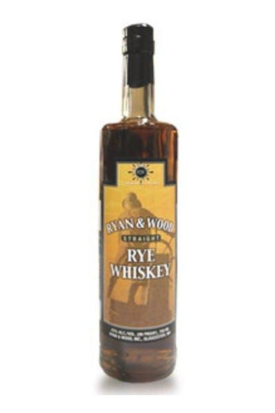 Ryan & Wood Single Malt Whiskey