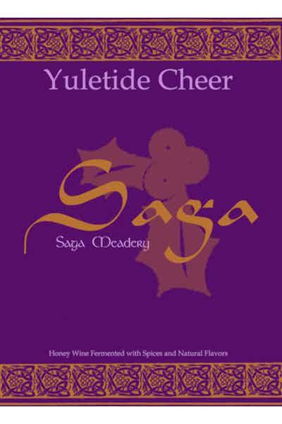 Saga Meadery Yuletide Cheer